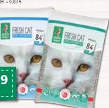 Fresh Cat Leicht-Katzenstreu von KiebitzMarkt