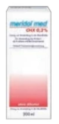 Meridol med CHX 0,2% Spülung von CP Gaba Pharm