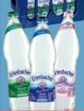 Mineralwasser von Griesbacher