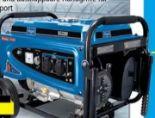 Stromerzeuger SG 3200 von Scheppach