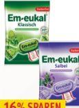 Em-eukal Bonbons von Dr. Soldan