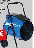 Elektroheizer GH 15 E von Güde