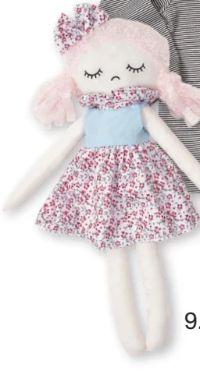 Weiche Puppe von Zeeman