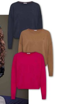 Damen Pullover von Tommy Hilfiger