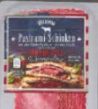 Pastrami-Schinken von Willms