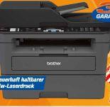 Schwarzweiß-Laserdrucker 4in1 MFC-L2710DW von Brother