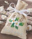 Geschenk- und Kräutersäckchen Kirschblüte von Buttinette