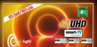 Ultra-HD SMART-TV 65 PUS 7855/12 von Philips