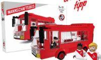Bausatz Mannschaftsbus von 1. FC Köln