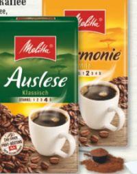 Filterkaffee von Melitta