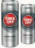 Energy Drink von Take Off