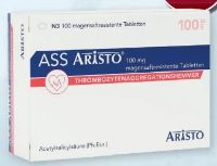 ASS Aristo von Aristo Pharm