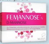 Femannose D-Mannose von Klosterfrau
