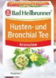 Arzneitee von Bad Heilbrunner