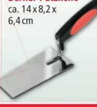 Berner Putzkelle von Kraft Werkzeuge