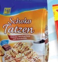 Schoko-Tatzen von Hans Freitag