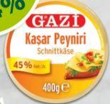 Kasar Peyniri Schnittkäse von Gazi