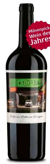 California Cabernet Sauvignon von Lucky Draw Wines