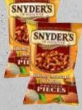 Pretzel-Snack von Snyder's