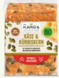 Käse & Kürbiskern Bio Knäckebrot von Dr. Karg