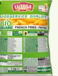Bio Pommes Frites von Lutosa