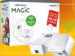 Powerline  Magic 1200+ WiFi Multiroom Kit von Devolo