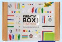 Kreativ-Box von Folia