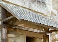 Überdachung von Loberon