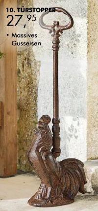 Türstopper von Loberon