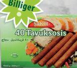 Geflügel Würstchen von Sakir