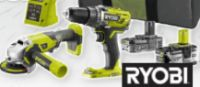 Akku-Werkzeug-Set R18DDAG-252S von Ryobi