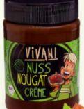 Bio Nuss Nougat Crème von Vivani
