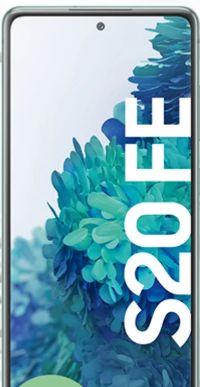 Smartphone Galaxy S20 FE von Samsung