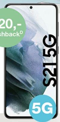 Smartphone Galaxy S21 von Samsung