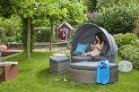 Lounge-Set Borneo von Siena Garden