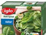 Blatt-Spinat von Iglo