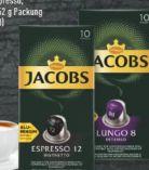 Kaffeekapseln von Jacobs