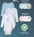 Baby-Bodys von Impidimpi