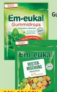 Em-eukal Gummidrops von Dr. Soldan