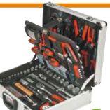 Werkzeugkoffer 129-teilig von Primaster