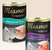 Trinkfein Katzengetränk von Miamor