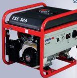 Profi Stromerzeuger ESE 306 HS GT von Endress