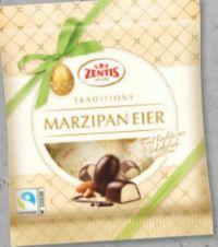Marzipaneier von Zentis