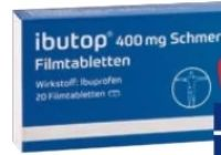 Ibutop Schmerztabletten von axicorp Pharma