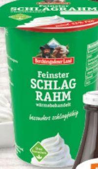 Feinster Schlagrahm von Berchtesgadener Land