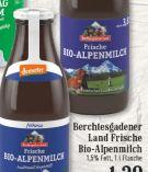Frische Bio-Alpenmilch von Berchtesgadener Land