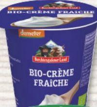 Bio Crème Fraîche von Berchtesgadener Land
