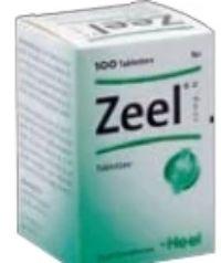 Zeel Comp N Tabletten von Biologische Heilmittel Heel
