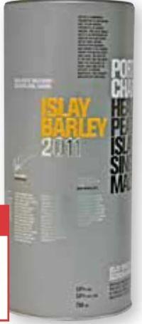 Islay Barley Single Malt Whisky von Bruichladdich