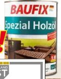 Spezial-Holzöl von Baufix